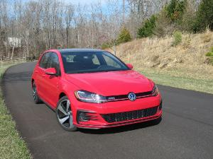 2019 Volkswagen Golf GTI Road Test and Review