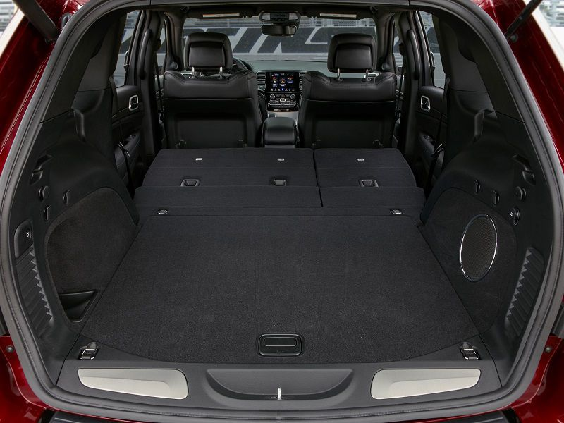 2019 Jeep Grand Cherokee vs. 2019 GMC Acadia: Which is Best?   Autobytel.com