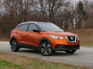 2019 Nissan Kicks Road Test and Review