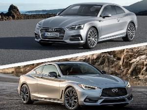 2019 Infiniti Q60 vs. 2019 Audi A5: Which Is Best?