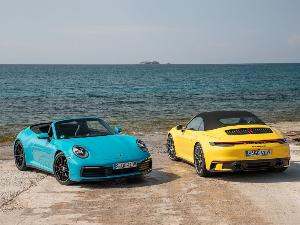 10 Things You Need to Know About the 2020 Porsche 911 Carrera S and 4S Cabriolet