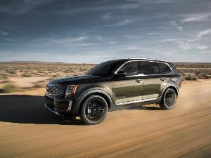 2020 Kia Telluride Road Test and Review