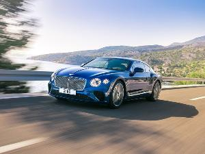 2019 Bentley Continental GT Road Test and Review
