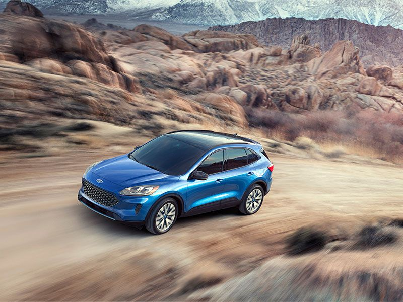 Everything You Need to Know About the New 2020 Ford Escape