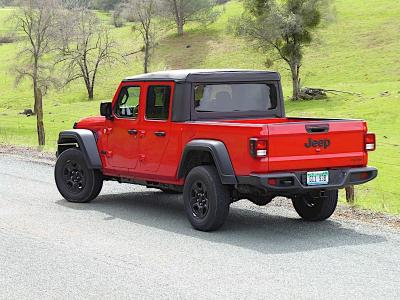 2020 Jeep Gladiator Road Test and Review | Autobytel com