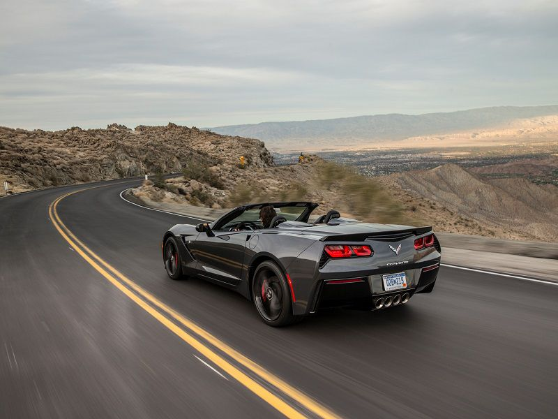10 of the Best New and Used Convertible Muscle Cars