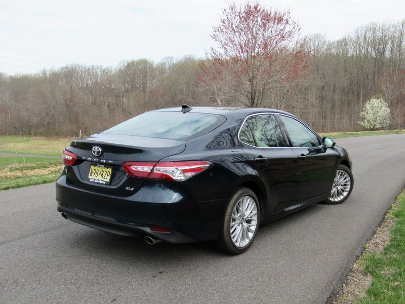 2019 Toyota Camry Road Test and Review | Autobytel.com