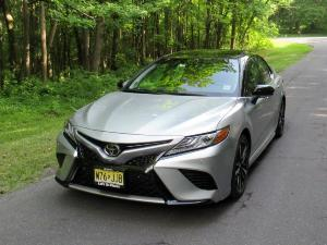 2019 Toyota Camry Road Test and Review