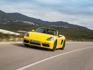 2019 Porsche 718 Boxster Road Test and Review