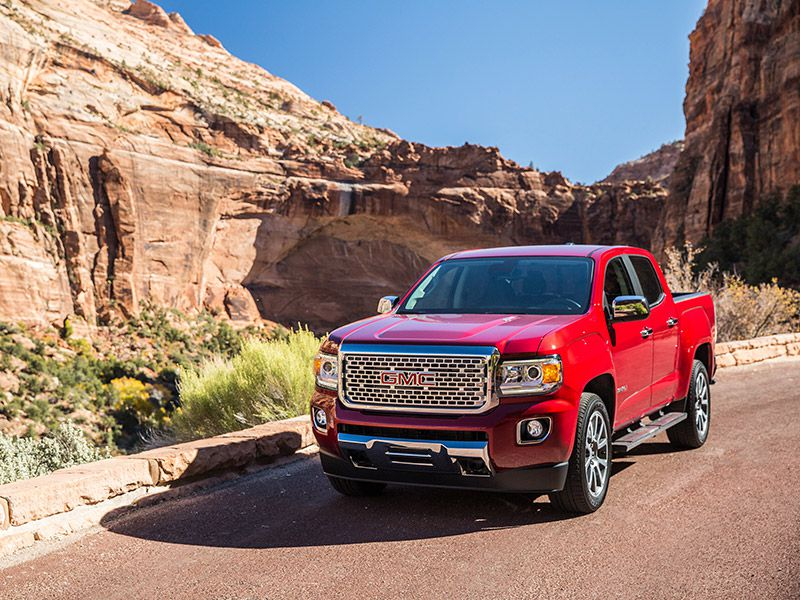 2019 GMC Canyon Denali Road Test and Review | Autobytel.com