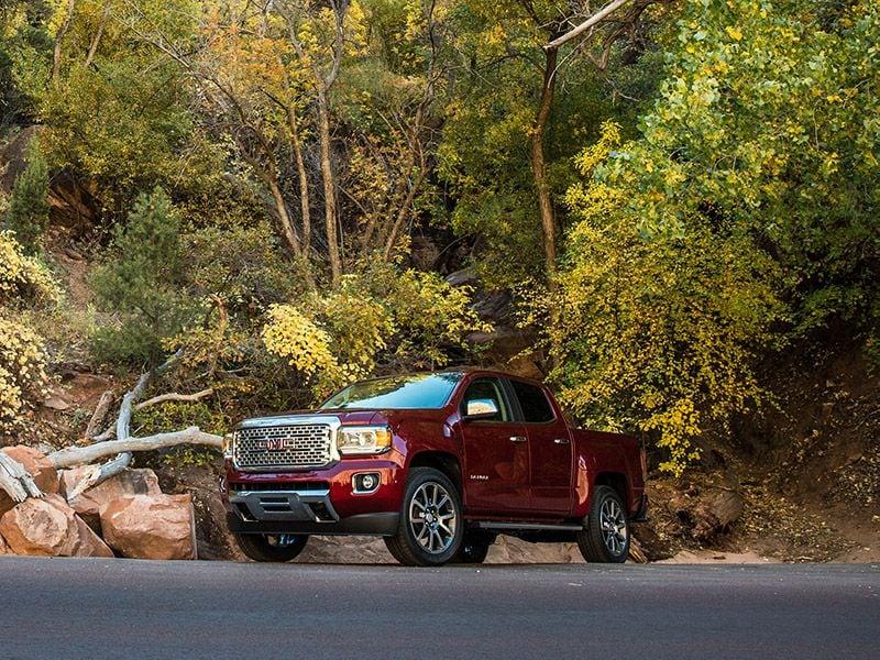 2019 GMC Canyon Denali Road Test and Review | Autobytel.com