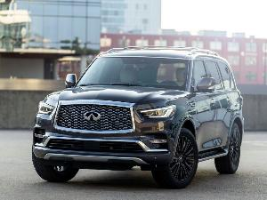 2019 Infiniti QX80 Road Test and Review