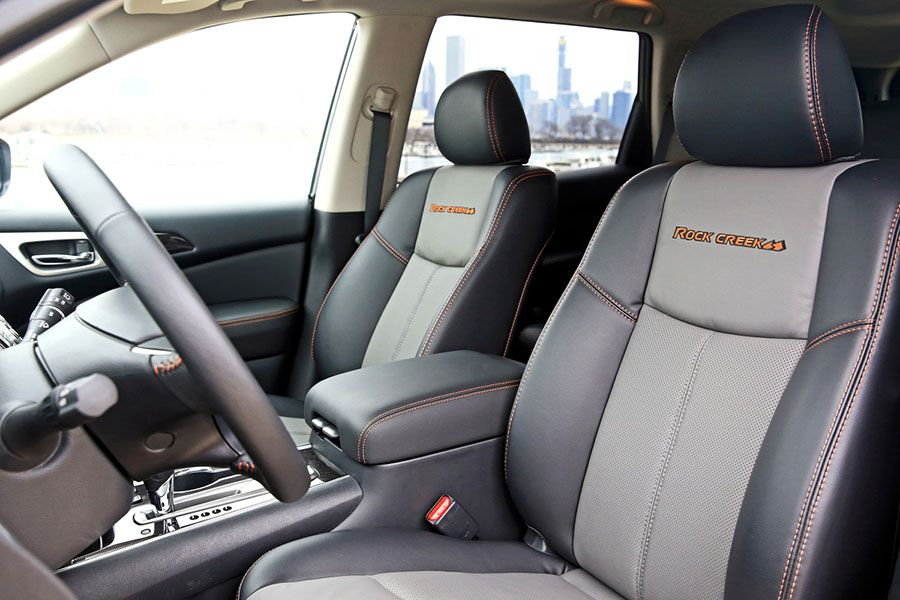 Nissan Pathfinder Gets A Rugged Update With New Rock Creek