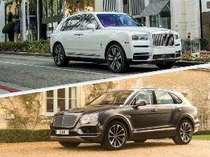 2019 Rolls Royce Cullinan vs. 2019 Bentley Bentayga: Which is Best?