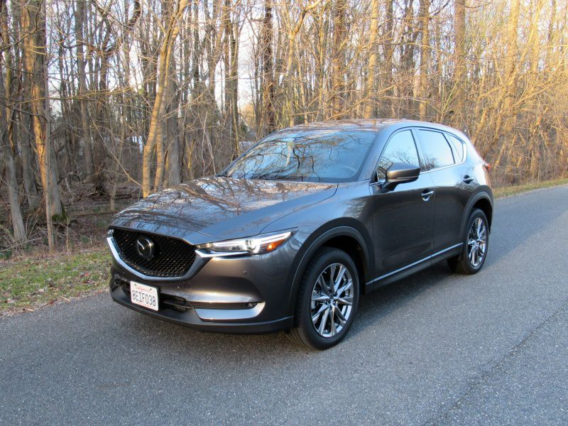 2019 Mazda Cx 5 Road Test And Review Autobytel Com