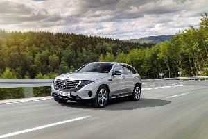 First Look: 2020 Mercedes-Benz EQC Electric Luxury SUV