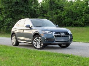 2019 Audi Q5 Road Test and Review