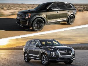 2020 Kia Telluride vs. 2020 Hyundai Palisade: Which Is Best?