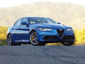 2019 Alfa Romeo Giulia Road Test and Review