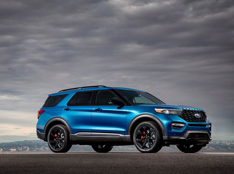 2020 Ford Explorer Road Test and Review | Autobytel com