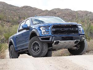 2019 Ford F-150 Raptor Road Test and Review