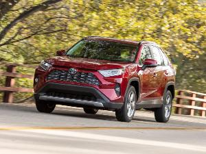 2019 Toyota RAV4 Hybrid Road Test and Review