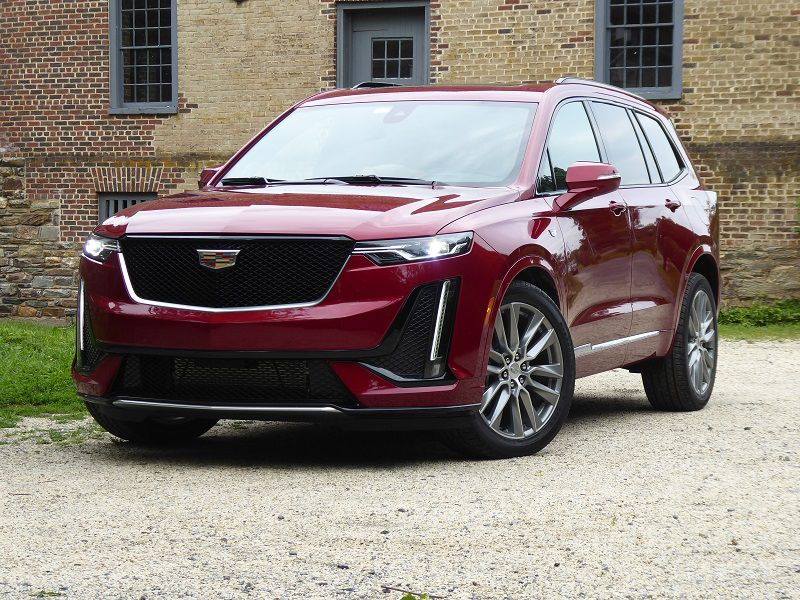 2020 cadillac xt6 road test and review  autobytel