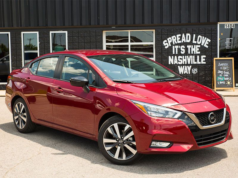 2020 Nissan Versa Road Test and Review | Autobytel.com