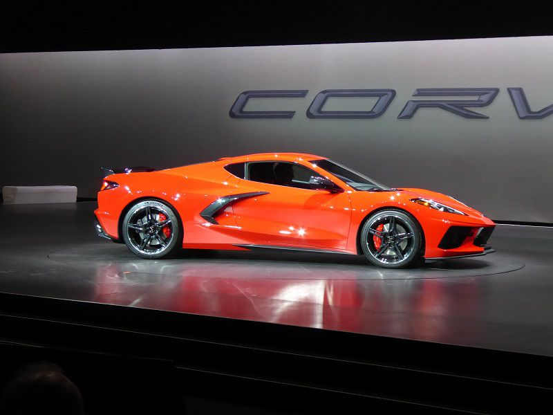 10 things you need to know about the 2020 chevrolet c8 corvette