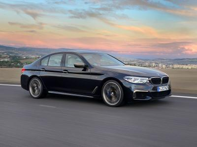 2020 bmw m550 road test and review autobytel com 2020 bmw m550 road test and review