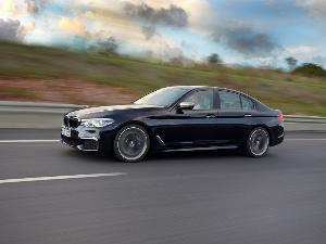 2020 BMW M550 Road Test and Review