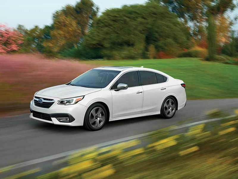 2020 subaru legacy road test and review | autobytel