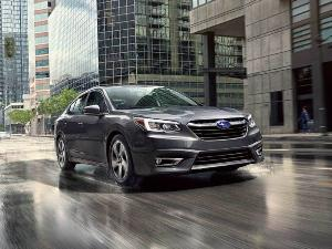 2020 Subaru Legacy Road Test and Review