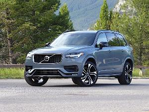 2020 Volvo XC90 Road Test and Review