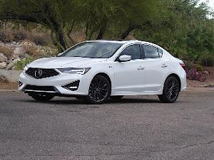 2019 Acura ILX Road Test and Review