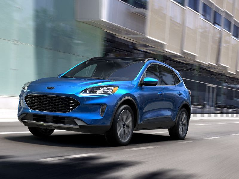 10 Things You Need to Know About the 2020 Ford Escape Hybrid