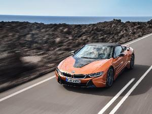 2019 BMW i8 Road Test and Review