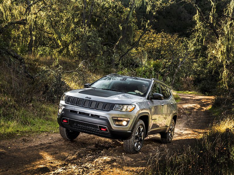 2020 Jeep Compass Road Test and Review | Autobytel.com