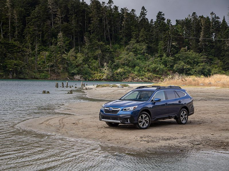 2020 Subaru Outback hero