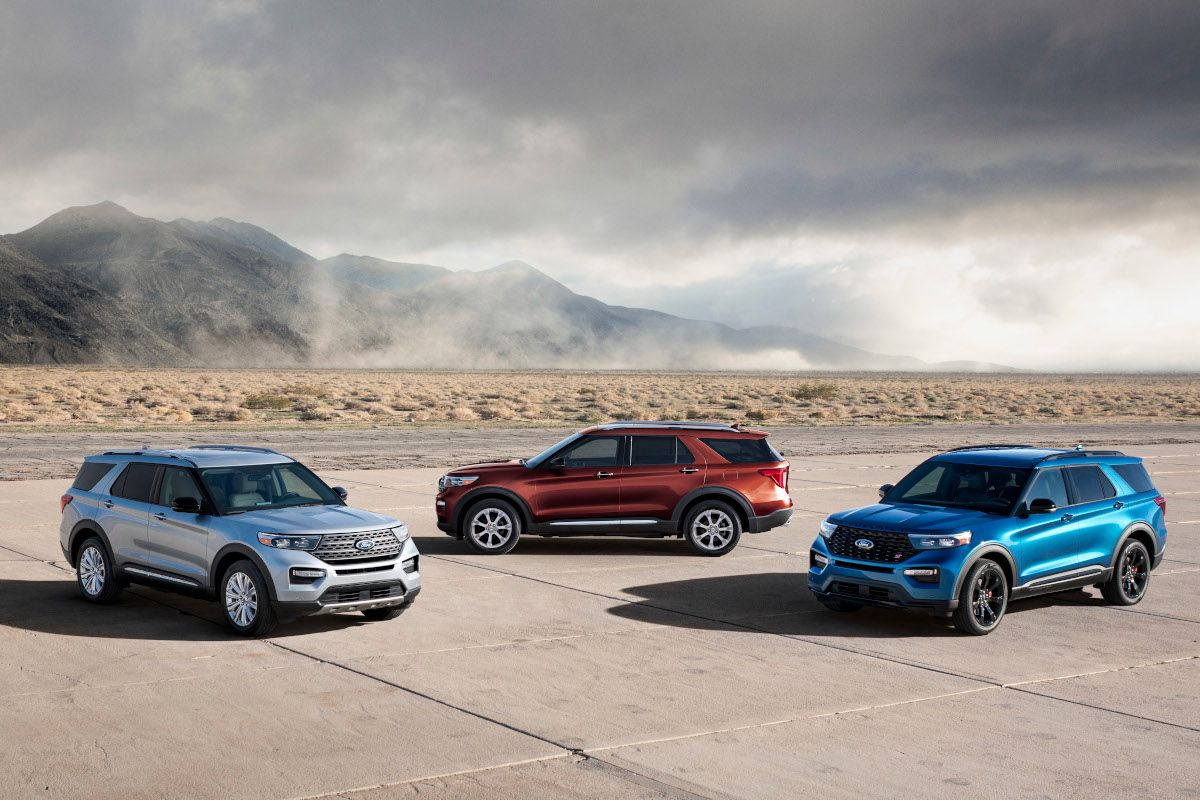 Sneak Preview: The 2020 Ford Explorer is Coming