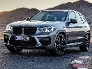 2020 BMW X3 M Competition Racetrack Front Three Quarter 1