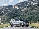 2020 GMC Sierra 1500 diesel front three quarter hero