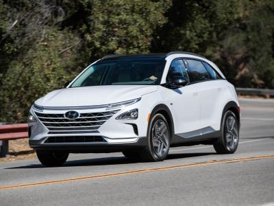 2020 Hyundai Nexo Road Test And Review Autobytel Com