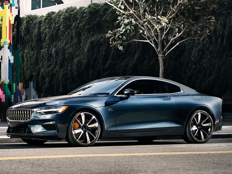 10 Things You Need to Know About the 2020 Polestar 1