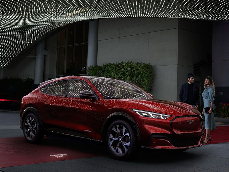 10 things to know about the 2021 ford mustang mach-e