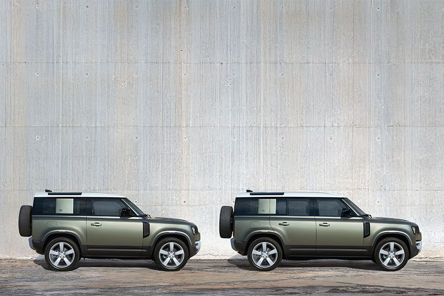 2020 Land Rover Defender Makes its U.S. Debut in Los Angeles