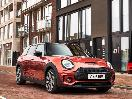 2020 MINI Clubman on brick road