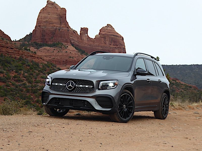 2020 Mercedes-Benz GLB 250 Road Test and Review