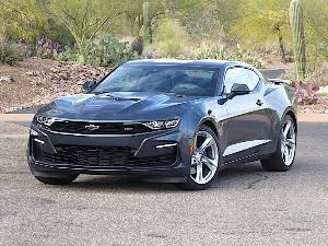 2020 Chevrolet Camaro SS Road Test and Review