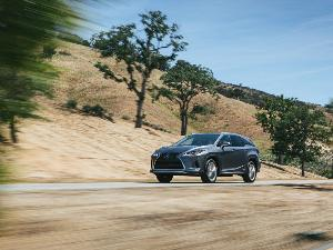 2020 Lexus RX-L Road Test and Review